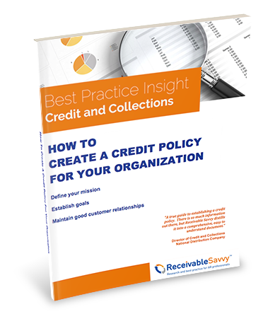 How to create a credit policy small